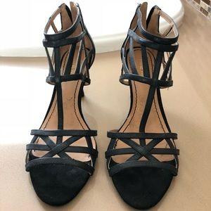 Nine West Caged Heel Sandal
